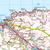 Map of Barnstaple & Ilfracombe