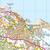 Map of Minehead & Brendon Hills