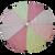 Giant 3.4m play parachute