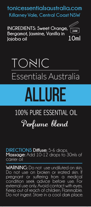 Allure Perfume Blend 10ml Roll On