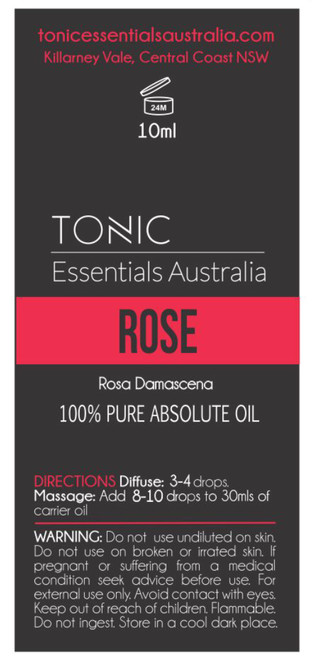 Rose Absolute Oil 10ml