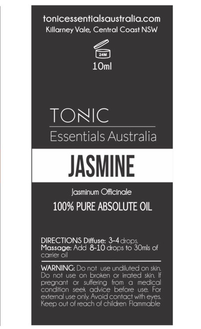 Jasmine Absolute Oil 10ml