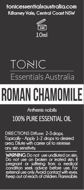 Roman Chamomile 100% Pure Essential Oil 10ml