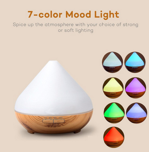 CAPRI 300ML 7 COLOUR DIFFUSER