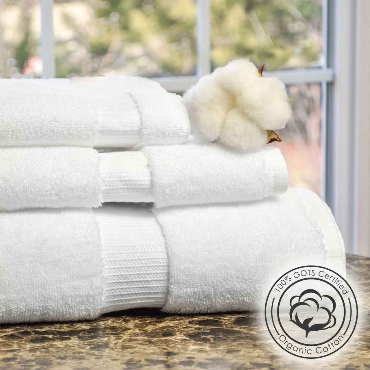 Green Thread 100 Organic Cotton Towels Sets Allyson Brooke Home