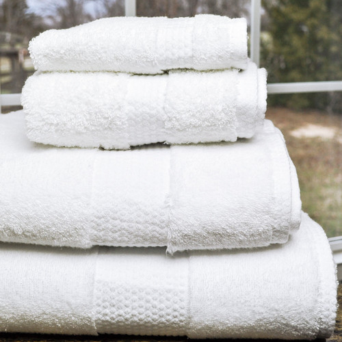 Lotus Collection 100% Egyptian Cotton Towels