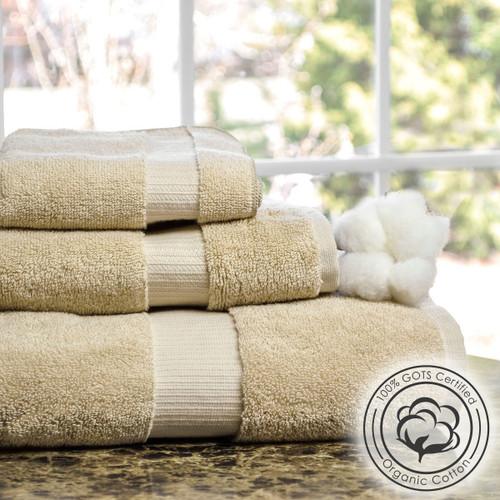 Green Thread 100% Organic Cotton Towels
