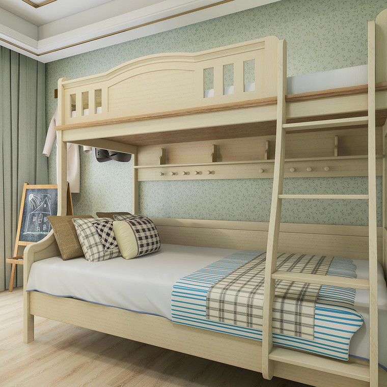 Classic Twin over Full Bunk Sheet Sets