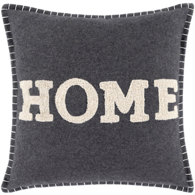 Home Time 18x18 Decorative Pillow