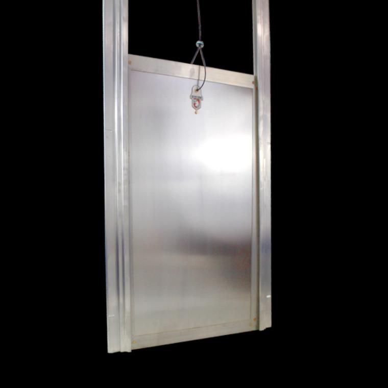 Kennel Clad  Standard Guillotine Door