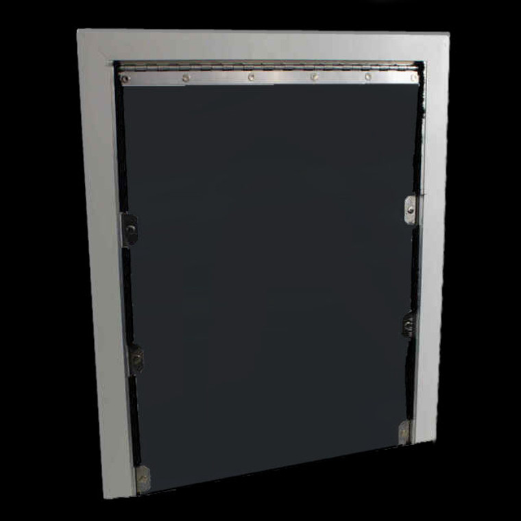 3-Sided Exterior Professional Kennel Door