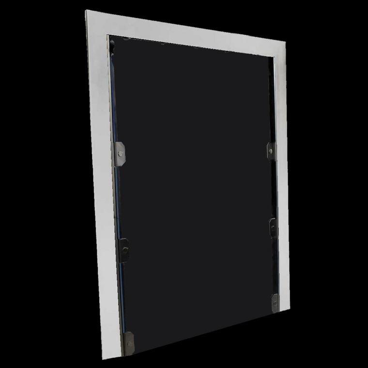 3-Sided Exterior Kennel Door