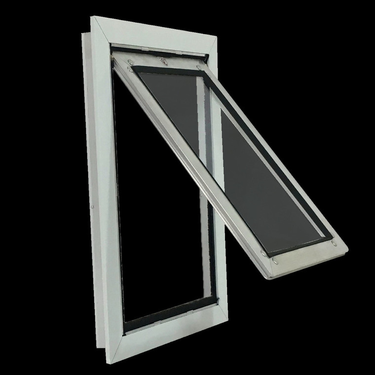 SB70 Clear Kennel Door