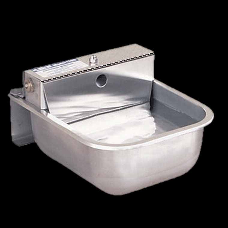 Automatic Stainless Steel Kennel Waterer
