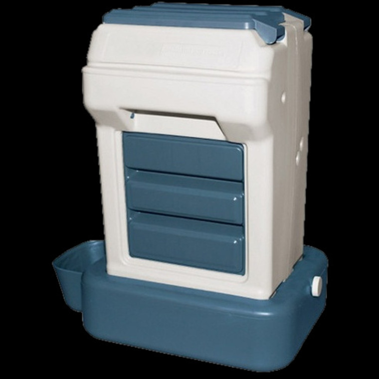 K9 Cafe Food and Water Dispenser