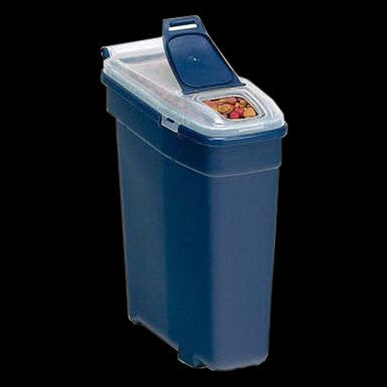 Bergan Pet Food Smart Storage Small Blue