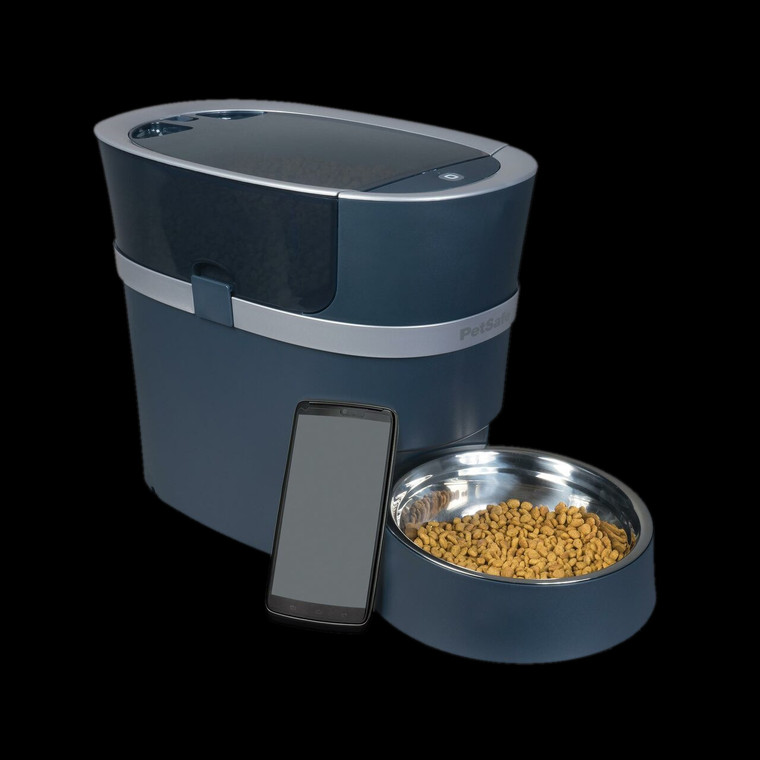 PetSafe Smart Feed Automatic Dog and Cat Feeder 2nd Generation Blue