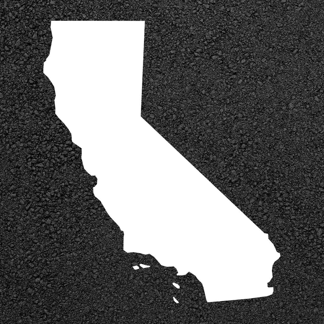 California State Map Stencil | Stop-Painting.com on