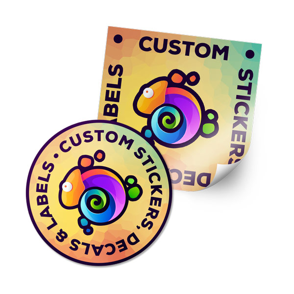Custom Decals, Labels, and Stickers