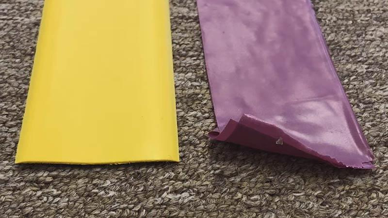 Carpet Tape Comparison video