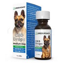 CBD Drops Dog Formula By Green Roads 30ML (Box Of 4) *Drop Ships* (MSRP $19.99-59.99 Each)