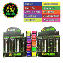CBD Disposable Vape Pen By CBD Lion 50MG (MSRP $24.99)