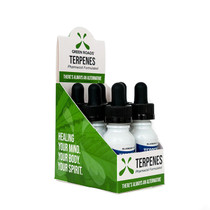 CBD Terpenes Oil 300MG By Green Roads 15ML Blueberry OG
