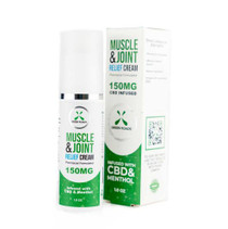 CBD Muscle & Joint Pain Relief Cream By Green Roads 1.0 OZ 150MG