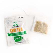 CBD Tea By Green Roads 2 Gram 7MG