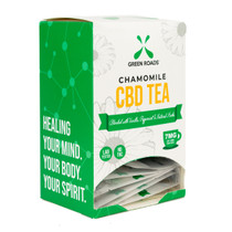 CBD Tea By Green Roads 2 Gram 7MG *Box Of 20*