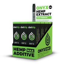 Onyx CBD Vape Additive By CBD Drip 7ML 12ct