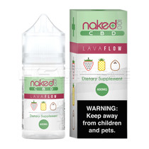 Naked100 CBD E-Liquid 30ml (MSRP $35.00)