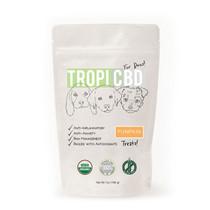 CBD Dog Treat Biscuits By TROPICBD™ Pumpkin