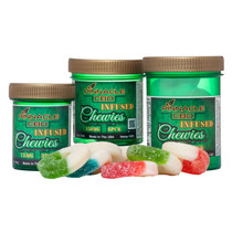 CBD Gummies By Pinnacle Hemp CBD 75MG (3 Pack), 150MG (6 Pack), 300MG (12 Pack)