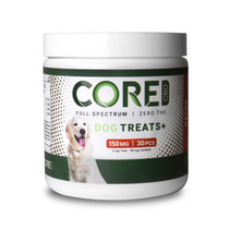 Core CBD Dog Treats Bacon