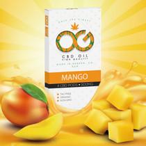 CBD Pods By OG Laboratories Pack of 4 Mango