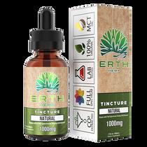 Full Spectrum CBD Oil Tincture By ERTH Hemp 30ML Natural