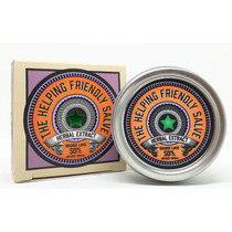 Herbal Extract Topical Travel Size By The Helping Friendly Salve 50MG 1oz. tin Orange Lavie