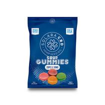CBD Gummies By Solara CBD 20pcs Sour Gummies