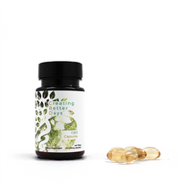 CBD Capsules 750MG By Creating Better Days 30ct