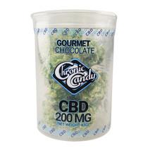 Chronic Candy - Chocolate Nugs Jar - 200mg (MSRP $30.00)