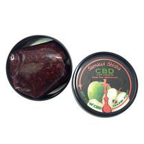 Samawi CBD Infused Tobacco Free Shisha By Happy Greens 100g Jar *Drop Ship* (MSRP $21.99 each)