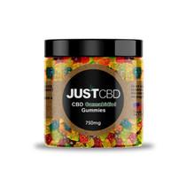 Just CBD - CBD Gummies - 750mg (MSRP $50.00)