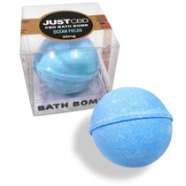 Just CBD - Bath Bombs - 25mg (MSRP $16.00)