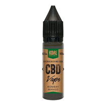 CBD Vape Oil Juice By Kore Organic CBD 105MG *Drop Ship* (MSRP $9.99)