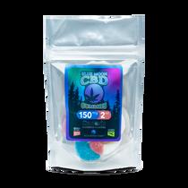 CBD Gummies w/ Melatonin By Blue Moon Hemp *Drop Ship* (MSRP $12.99-19.99)