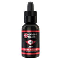 CBD Tinctures By Swiss Relief 30ML *Drop Ships* (MSRP $34.99-209.99)