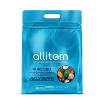 Allitom CBD Jelly Beans 100MG