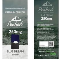 CBD Vape Pods By Naturally Peaked CBD