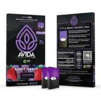 Avida CBD Pods Berry Grape